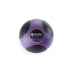 Pasunkintas medicininis kamuolys Pure2improve, 10 kg