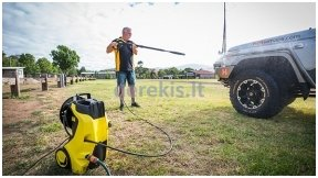 Tips for choosing a high pressure washer