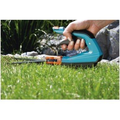 Pasukamos žolės žirklės Gardena Comfort 8735-20, 901186401 3