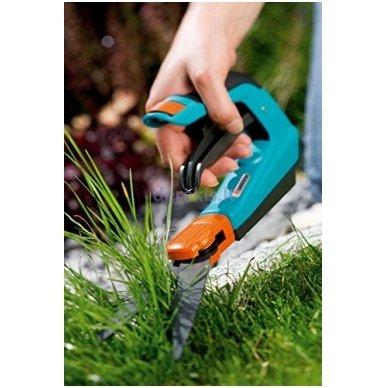 Pasukamos žolės žirklės Gardena Comfort 8735-20, 901186401 2