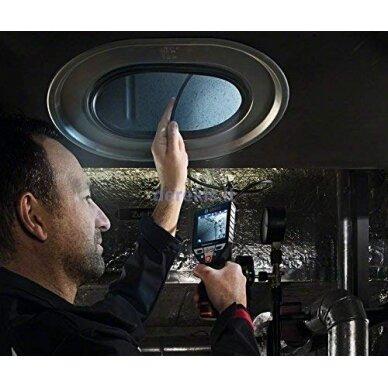 Patikros kamera Bosch GIC 120 C, 0601241201 4