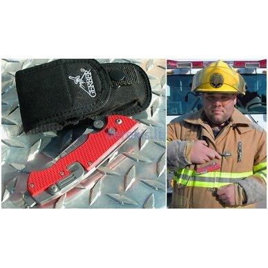 Peilis Gerber Hinderer Rescue 22-01534 5