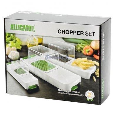 Pjaustyklių rinkinys Alligator Chopper 2