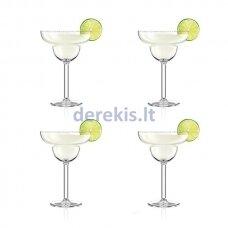 Plastikinės Margarita taurės Bodum OKTETT 11929-10STR (4 vnt.)