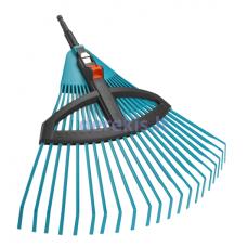 Plastikinis vėduoklinis grėblys Gardena Combisystem 3099-20, 967632301