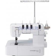 Plokščiasiūlė siuvimo mašina BROTHER CV3440