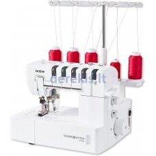 Plokščiasiūlė siuvimo mašina Brother CV3550