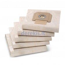 Popieriniai filtrai Karcher NT 65/2 5VNT, 6.904-285.0
