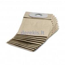 Popieriniai filtro maišeliai Karcher 6.904-216.0, 10vnt