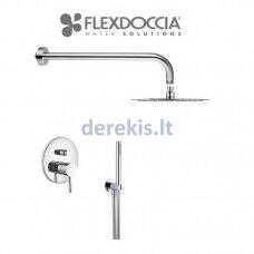 Potinkinė dušo sistema Flexdoccia Matrix SK351+MS573+33450+1205