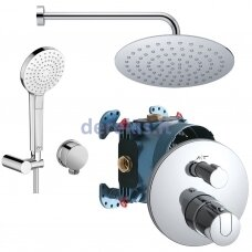 Potinkinė dušo sistema su temostatu Ideal Standard Ceratherm 100, BD006XC