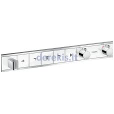 Potinkinis termostatinis maišytuvas Hansgrohe RainSelect 15358400