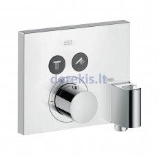 Potinkinis termostatinis dušo maišytuvas Hansgrohe AXOR ShowerSelect 36712000
