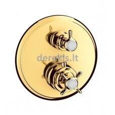 Potinkinis termostatinis maišytuvas Hansgrohe AXOR Montreux 16800990