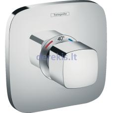 Potinkinis termostatinis maišytuvas Hansgrohe Ecostat E 15706000