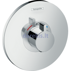 Potinkinis termostatinis maišytuvas Hansgrohe Ecostat S 15755000