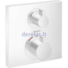 Potinkinis termostatinis maišytuvas Hansgrohe Ecostat Square 15714700