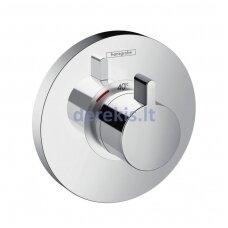 Potinkinis termostatinis maišytuvas Hansgrohe ShowerSelect S 15741000