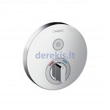 Potinkinis termostatinis maišytuvas Hansgrohe ShowerSelect S 15744000
