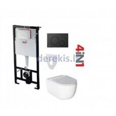 Potinkinis WC komplektas ALCAPLAST AM101/1120+M678+ 32220101+FIX10+MC3201S