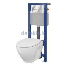 Potinkinis WC komplektas Cersanit S701-311