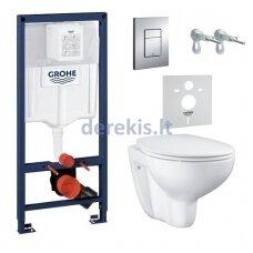 Potinkinis WC komplektas Grohe Solido 39586000