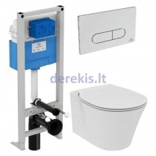 Potinkinis WC komplektas Ideal Standard R031001
