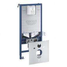 Potinkinis WC rėmas Grohe RAPID SLX 3-IN-1, 39598000