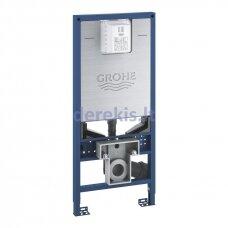 Potinkinis WC rėmas Grohe Rapid SLX 39596000+3855800M (su galimybe prijungti išmanųjį klozetą)