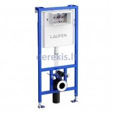 Potinkinis WC rėmas Laufen Dual Flush, H8946650000001