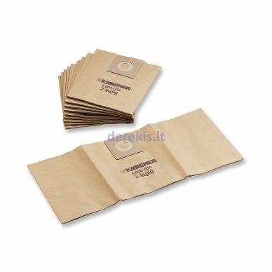 Popieriniai filtrų maišeliai KARCHER 6.904-259.0