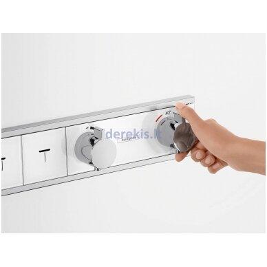 Potinkinis dušo termostatas Hansgrohe RainSelect 15357000 3