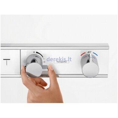 Potinkinis dušo termostatas Hansgrohe RainSelect 15357000 5
