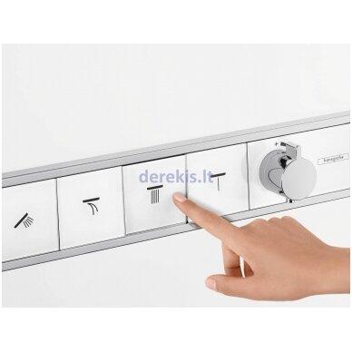 Potinkinis dušo termostatas Hansgrohe RainSelect 15357000 6