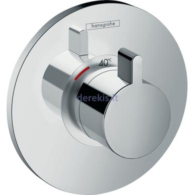Potinkinis termostatinis dušo maišytuvas Hansgrohe Ecostat S 15756000