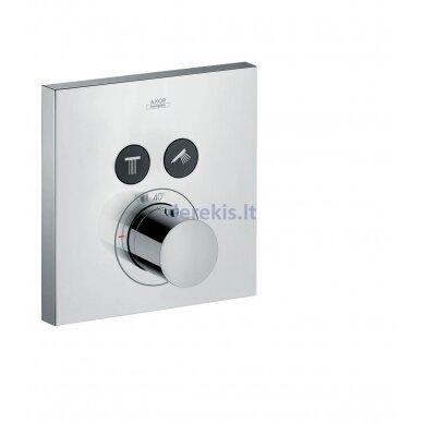 Potinkinis termostatinis maišytuvas Hansgrohe AXOR 36715000
