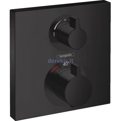 Potinkinis termostatinis maišytuvas Hansgrohe Ecostat Square 15714670