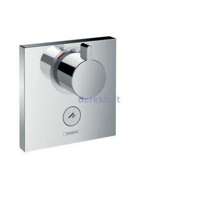 Potinkinis termostatinis maišytuvas Hansgrohe ShowerSelect 15761000