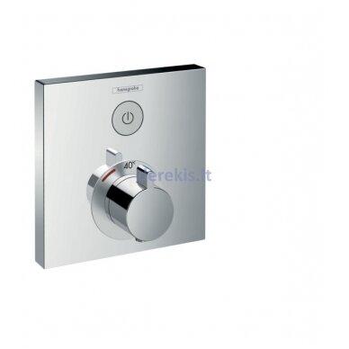 Potinkinis termostatinis maišytuvas Hansgrohe ShowerSelect 15762000