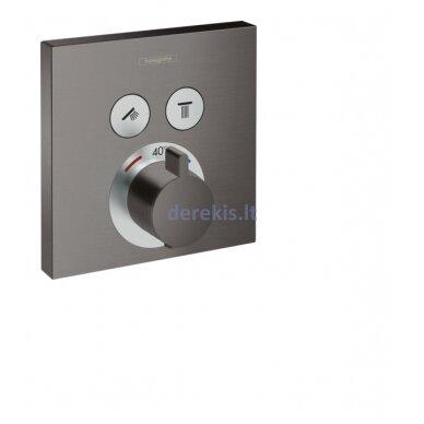 Potinkinis termostatinis maišytuvas Hansgrohe ShowerSelect 15763340