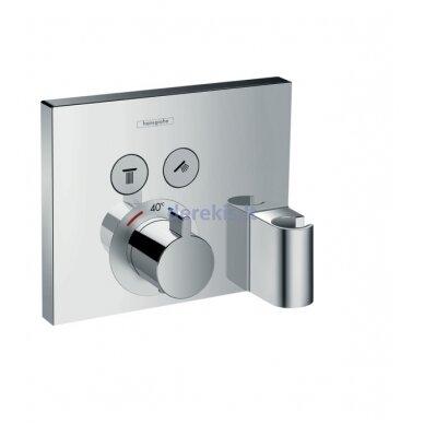 Potinkinis termostatinis maišytuvas Hansgrohe ShowerSelect 15765000