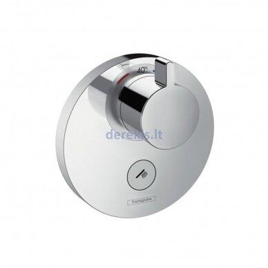 Potinkinis termostatinis maišytuvas Hansgrohe ShowerSelect S 15742000