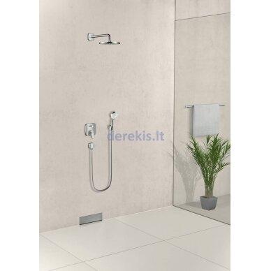 Potinkinis vonios maišytuvas Hansgrohe Logis 71405000 2