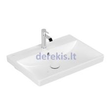 Praustuvas Villeroy&Boch Avento, CeramicPlus, 415865R1