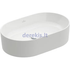 Praustuvas Villeroy&Boch Collaro 4A195601 (White Alpin) 56 cm