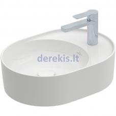 Praustuvas Villeroy&Boch Collaro 4A1551RW (Stone White CeramicPlus) 51x38 cm