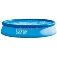 Baseinas Intex Easy Set Pool 396cm (pripučiamas)