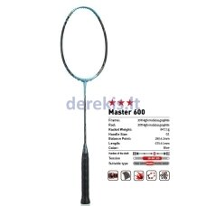 Profesionali badmintono raketė Kawasaki Master 600 (sustyguota)