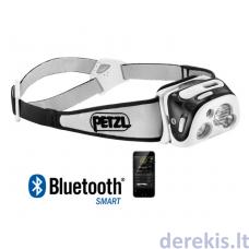 Prožektorius ant galvos Petzl REACTIK PLUS 300LM (spalvą galima pasirinkti)