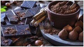 Šokolado fontanas – tikriems gurmanams